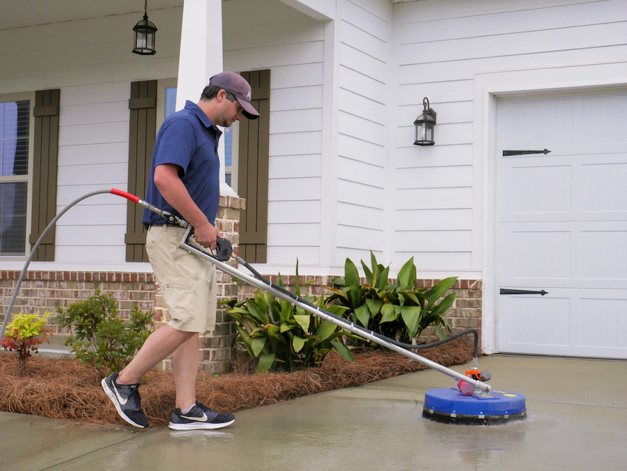 Pressure Washing Martinez GA