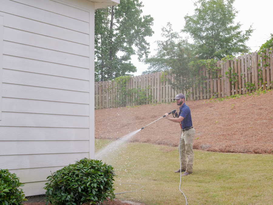 Top Rated Grovetown Pressure Washing
