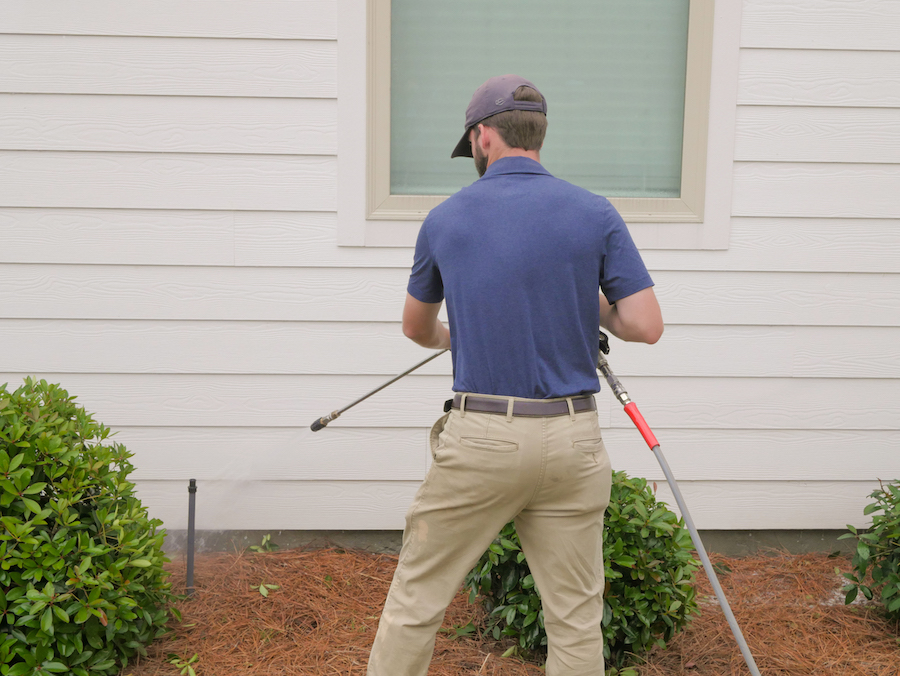 op Rated Appling Pressure Washing