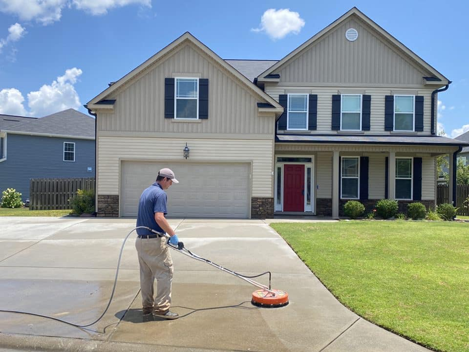 gutter cleaning services Graniteville