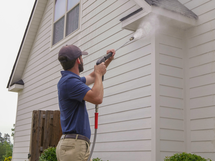 gutter cleaning services augusta