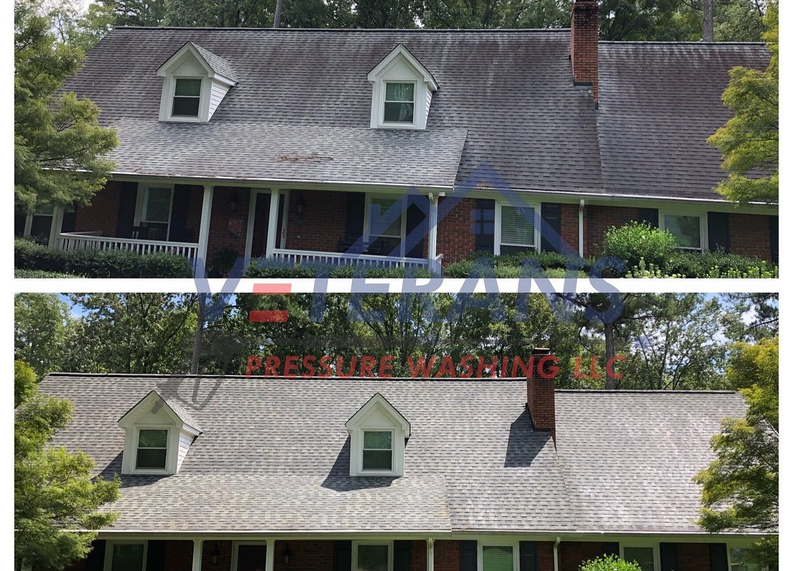 Roof Cleaning Edgefield