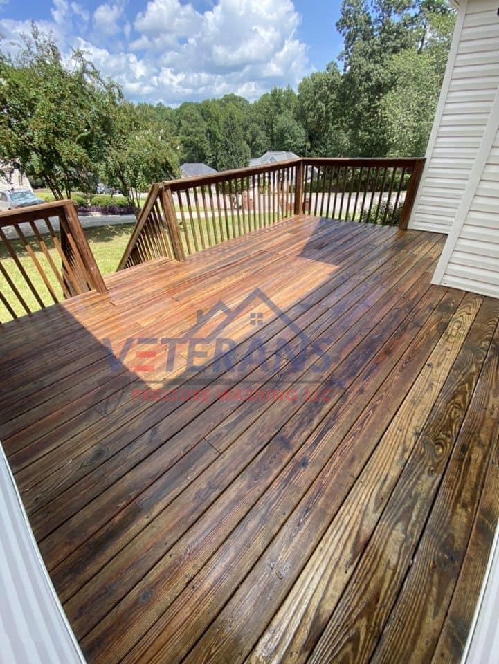 Deck Cleaning Appling