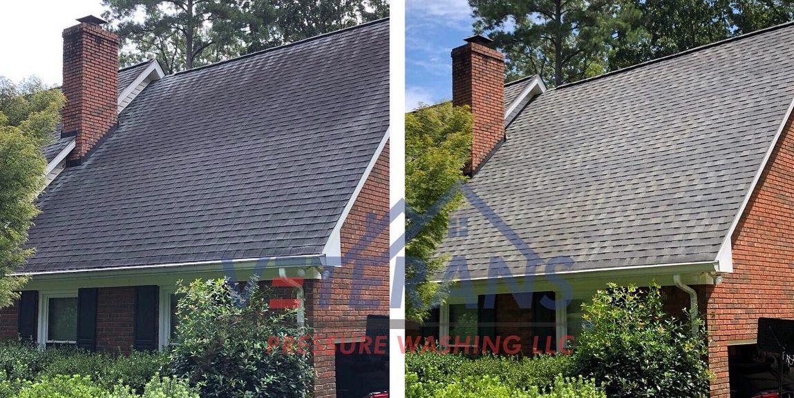 Roof Cleaning Lincolnton